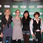 Studentinnen der MD.H Düsseldorf (Game Design)