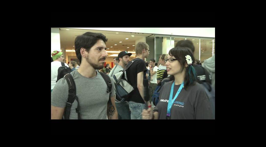 Gamescom 2013 Impressionen
